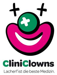 Logo der CliniClowns
