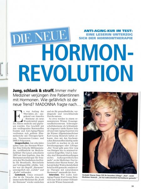 Madonna: Die Hormon-Revolution