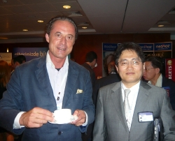 DDr. Heinrich und Prof. Dr. Kotaro Yoshimura