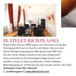wienlive: Platelet-Rich Plasma