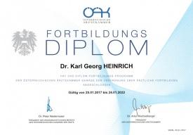 DFP-Fortbildungsdiplom