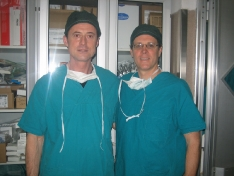 DDr. Heinrich and Dr. Marc Hedrick